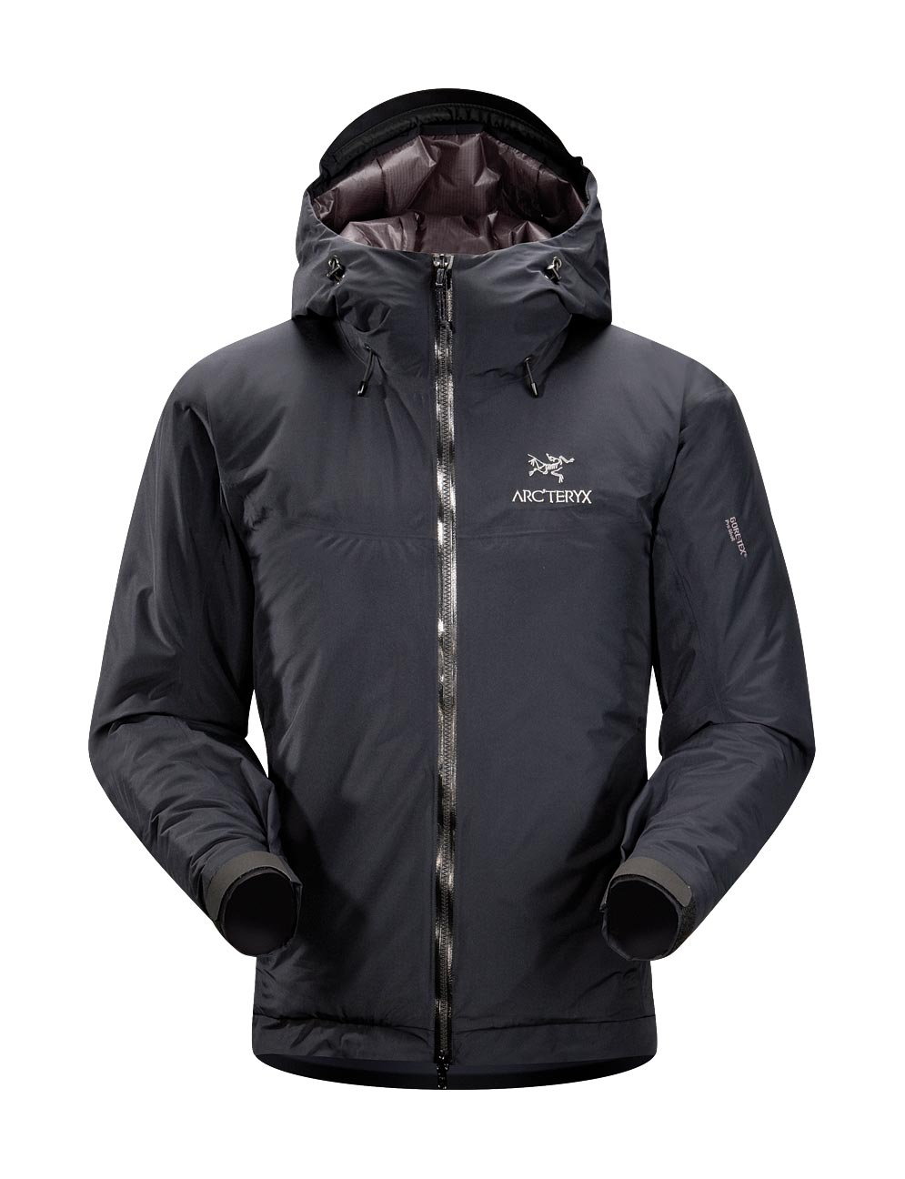 Arcteryx Black Fission SL Jacket