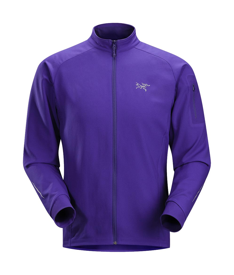 Arcteryx Squid Ink Accelero Jacket