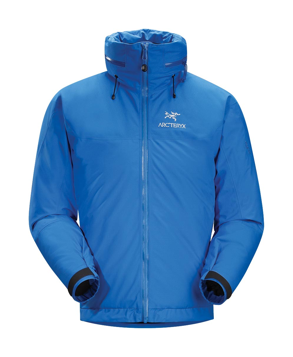 Arcteryx Blue Ray Fission AR Jacket